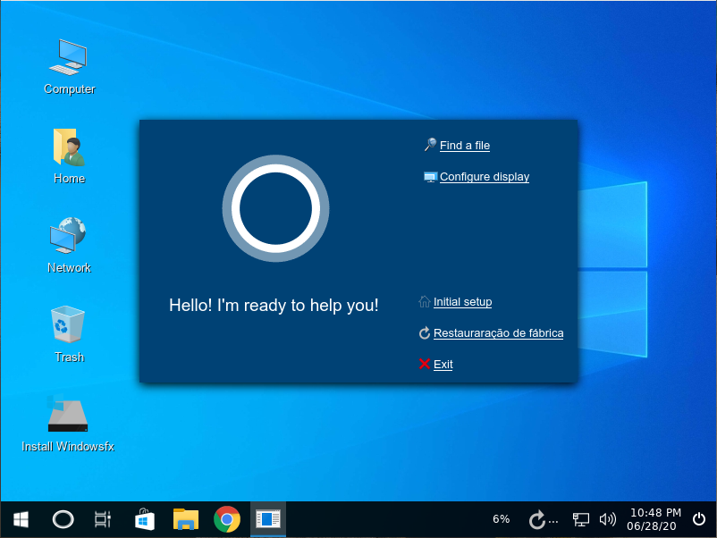 Its not Windows you confused human, it also has its own AI Assistant